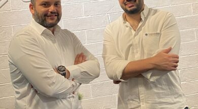 (left to right) Mohamed Abdin, Co-Founder and Osama Mortada, Founder and CEO of CorporateStack.