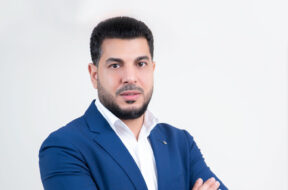 Hisham Tolba, Sales Manager Middle East at AOC